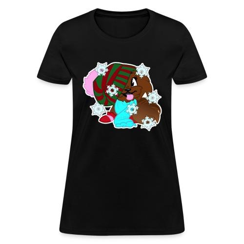 xmas snowflake - Women's T-Shirt