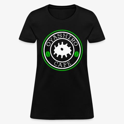 cafe gif - Women's T-Shirt