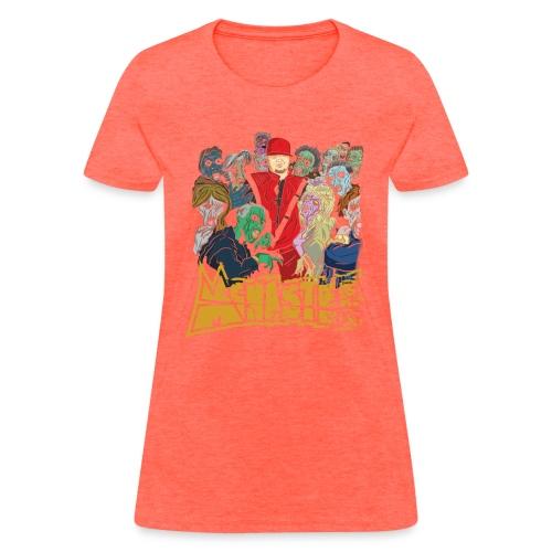 thriller - Women's T-Shirt