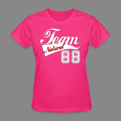 Team Natural Banner - Women's T-Shirt