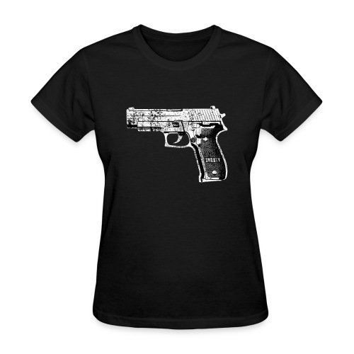 Shooty - Women's T-Shirt