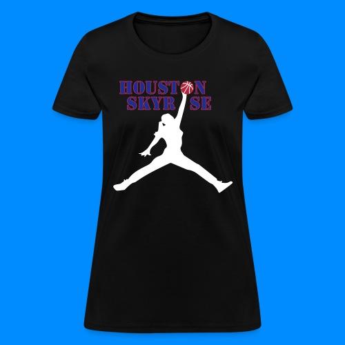 Houston Lady Skyrise - Women's T-Shirt
