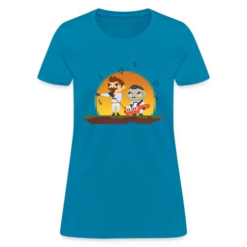 band shirt png - Women's T-Shirt