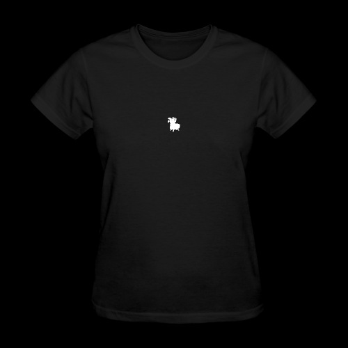 LOOT LLAMA THREE HEADS HYDRA - Women's T-Shirt