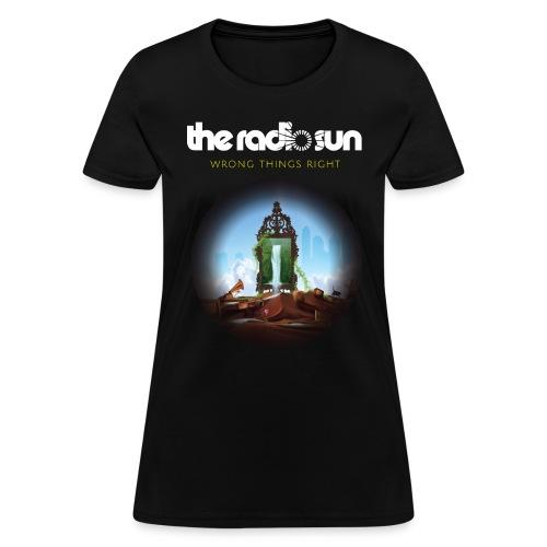 wtr tee png - Women's T-Shirt