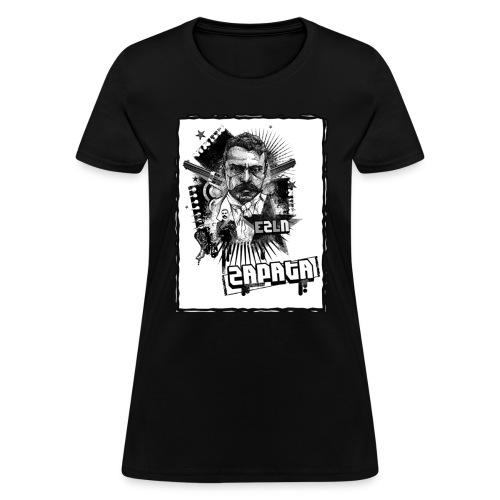 ezln zapata - Women's T-Shirt