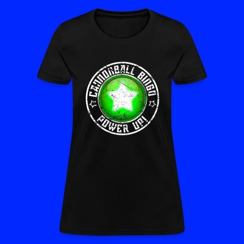 Vintage Power-Up Tee - Women's T-Shirt