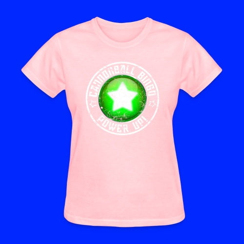 Vintage Power-Up Tee - Women's T-Shirt