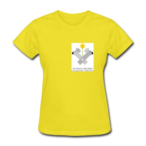 logo for tshirts 3copy - Women's T-Shirt