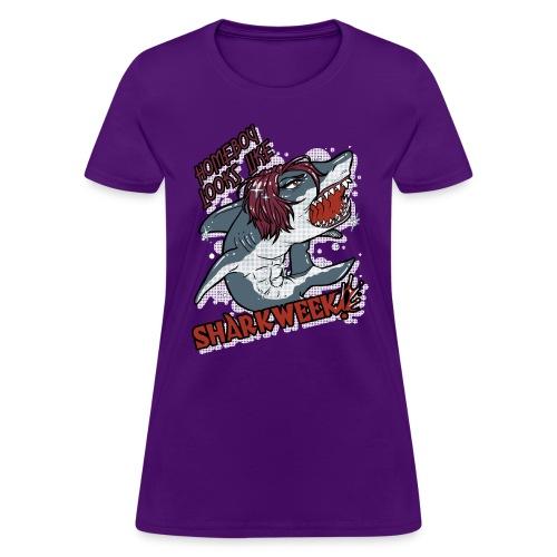 Shark Week - Women's T-Shirt