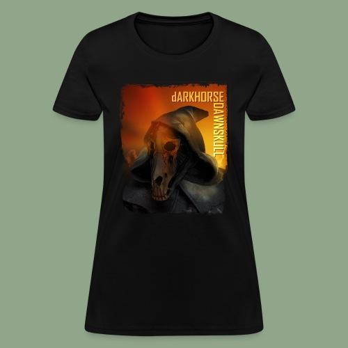 dARKHORSE DAWNSKULL Shirt - Women's T-Shirt