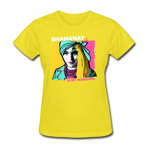 homegurl for black shirts Shane Dawson - Women's T-Shirt