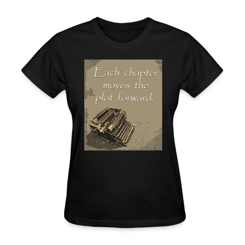 Writer's Advice - Part 6 - Women's T-Shirt