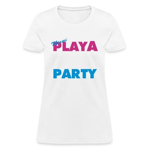 MIAMI MOTTO - Women's T-Shirt