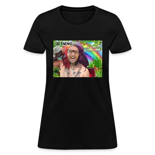 Fairy cannon - Women's T-Shirt