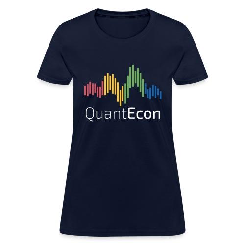 QuantEcon Official Logo #2 - Women's T-Shirt