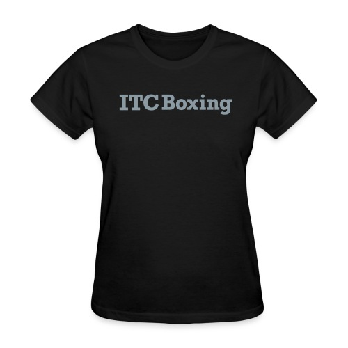 itcboxingwhite - Women's T-Shirt