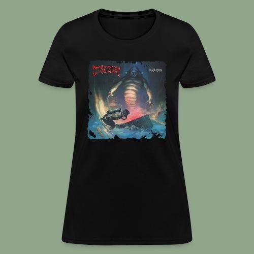 D.T. Seizure - Kraken T-Shirt - Women's T-Shirt