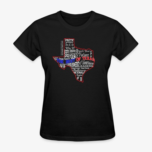 FBLA-The Best of Texas - Women's T-Shirt
