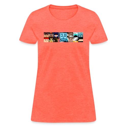 faces3 0 - Women's T-Shirt