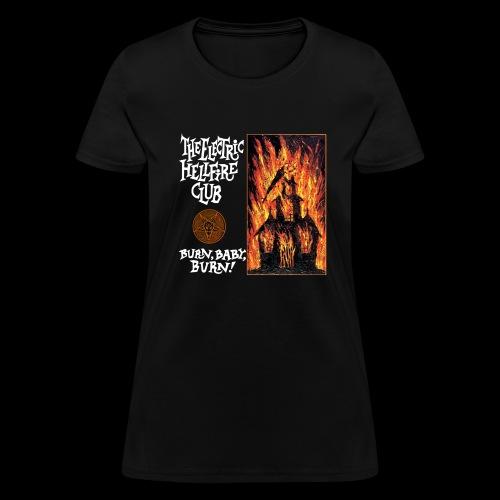 Electric Hellfire Club B - Women's T-Shirt