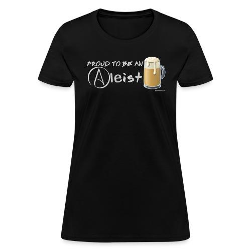 Proud To Be An Aleist Women's Premium Long Sleeve - Women's T-Shirt