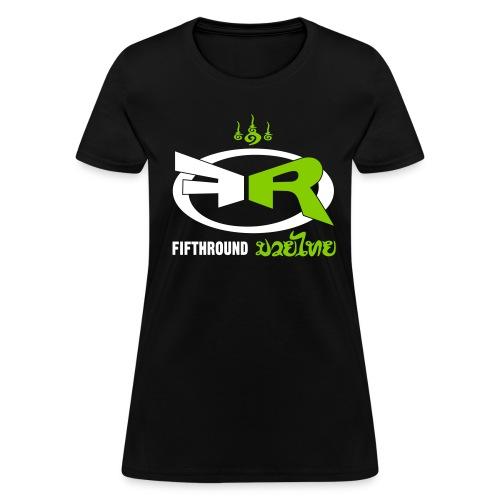 82019 fifth round logo 02 - Women's T-Shirt