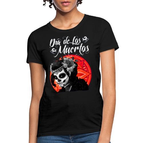 Dia de Los Muertos 01 - Women's T-Shirt