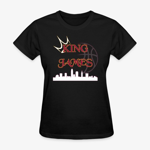 king james - Women's T-Shirt