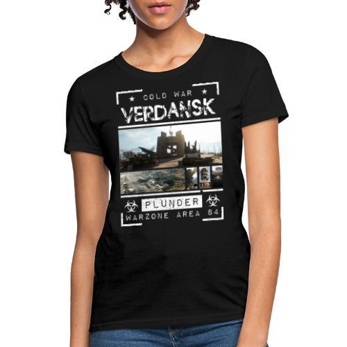 Verdansk Plunder - Women's T-Shirt