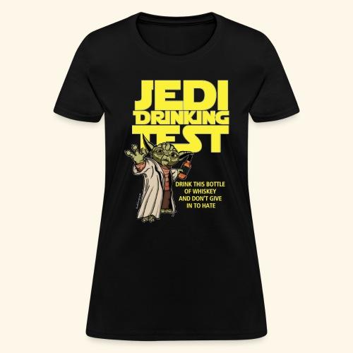 jeditest - Women's T-Shirt