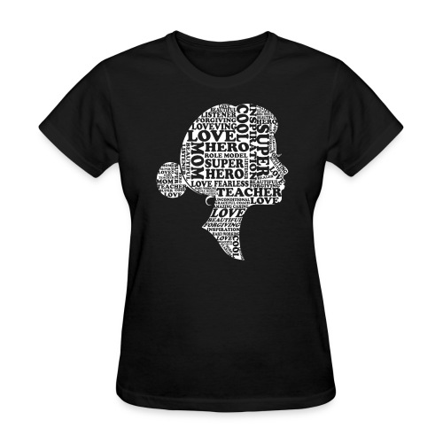 Mother Definition, Teacher Mom, Great Teacher Mom - Women's T-Shirt