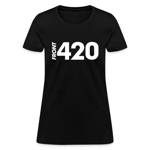 Front 420 - Women's T-Shirt