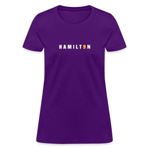 HAMILTON-W - Women's T-Shirt
