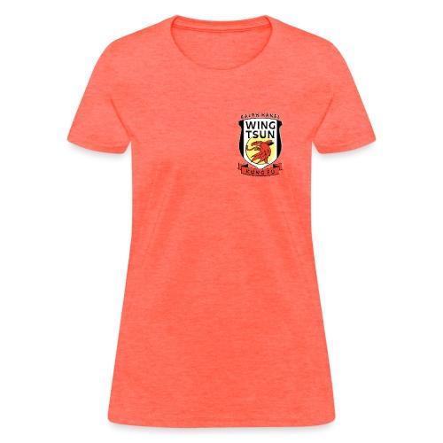 wingtsunkungfu logo - Women's T-Shirt