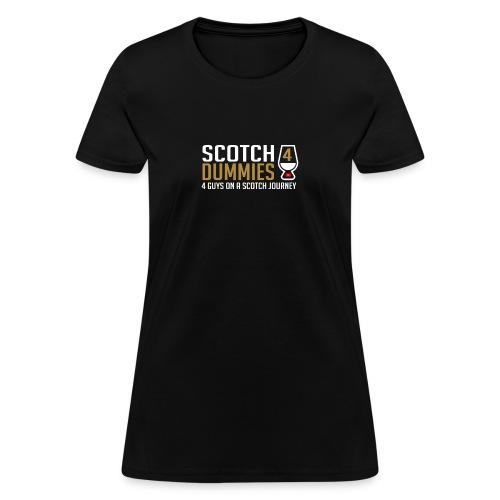S4D Logo Tag Line - Women's T-Shirt