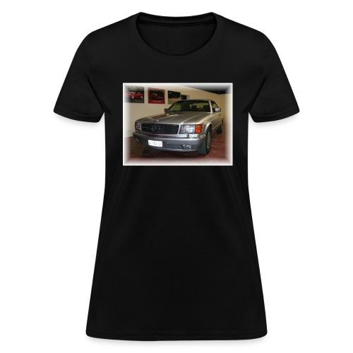 daniele_daneri_1991_560sec_rome_italy - Women's T-Shirt