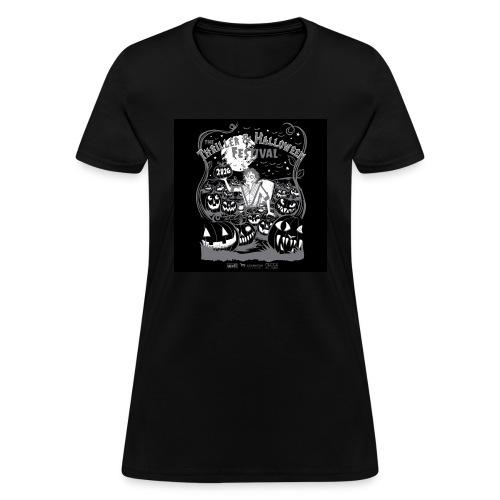 Thriller 2016 Lexington Halloween Parade - Women's T-Shirt