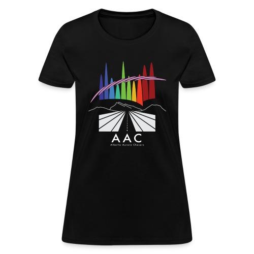 Alberta Aurora Chasers - Men's T-Shirt - Women's T-Shirt