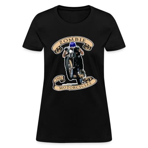wheelie1 - Women's T-Shirt
