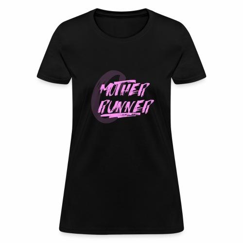 MotherRunner - Women's T-Shirt