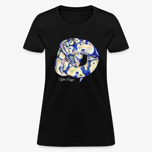 Monty the Ball Python - Women's T-Shirt