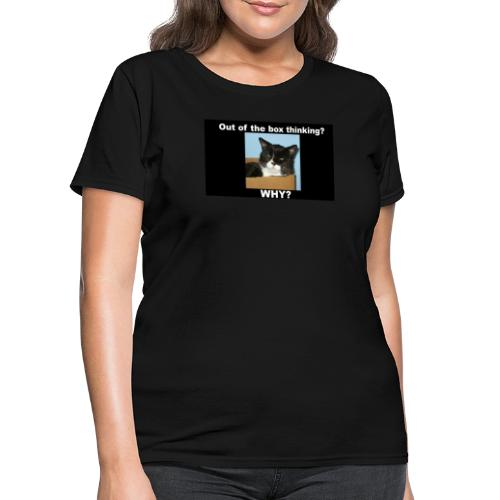 Out of the box - Women's T-Shirt