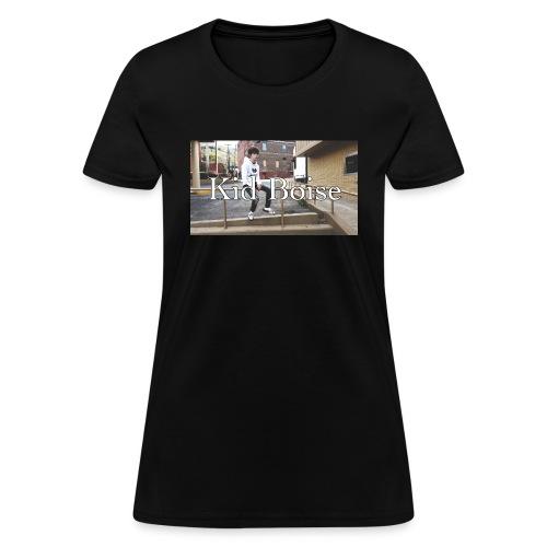 kidBoise - Women's T-Shirt