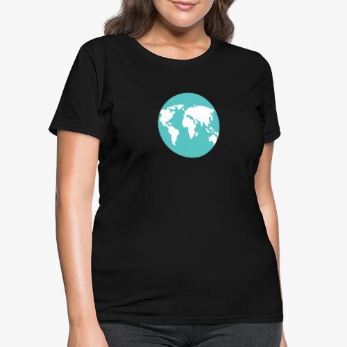 Blue Earth - Women's T-Shirt