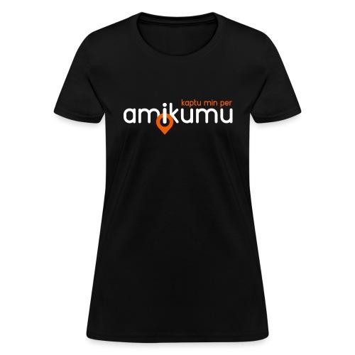 Kaptu min per Amikumu Blanka - Women's T-Shirt
