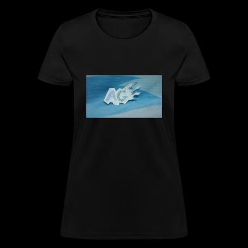 ALEX GAMING YT LOGO - Women's T-Shirt
