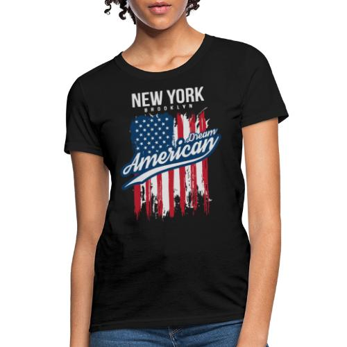 nyc new york brooklyn - Women's T-Shirt