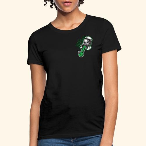 Bong mask Québec Chillicious - Women's T-Shirt