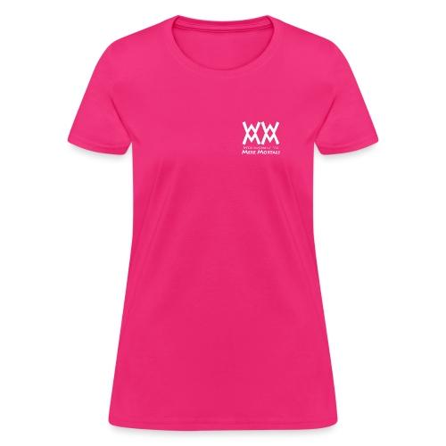 WWMM White Logo - Women's T-Shirt